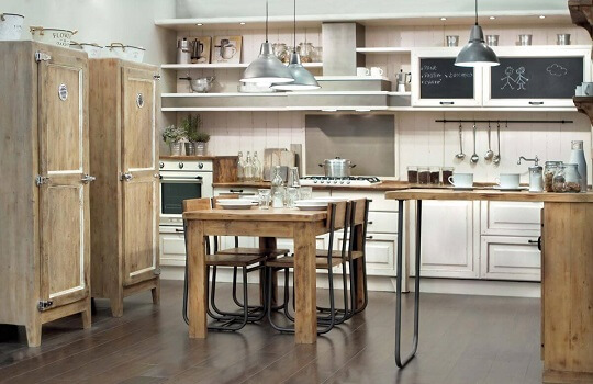 Mobili in stile country chic - Mobili country chic ...